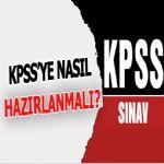 2018 KPSS'ye nasıl çalışılır?