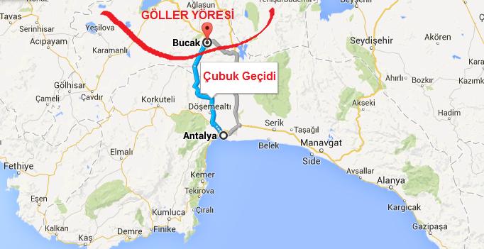 Turkiye Nin Onemli Gecitleri Nelerdir