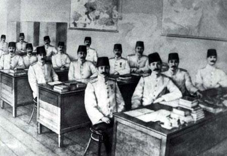 Şemsi Efendi Okulu (1986-87)