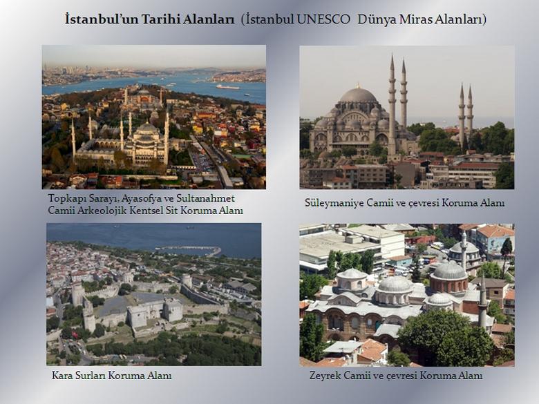 İstanbul'un Tarihi Alanları [1985]