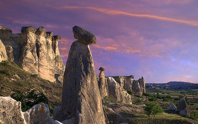 Kapadokya ve Göreme Milli Parkı [1985]