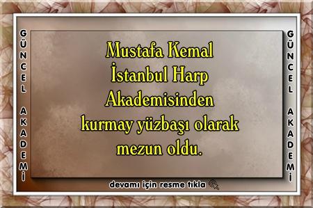 Atatürk'ün Rütbeleri